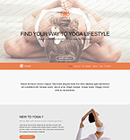 Sport WordPress Template 53578
