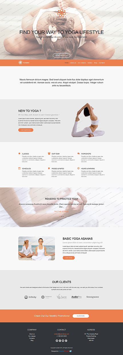 WordPress Theme/Template 53578 Main Page Screenshot