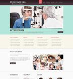 Medical WordPress Template 53596