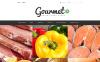 Адаптивный PrestaShop шаблон №53531 на тему магазин еды New Screenshots BIG