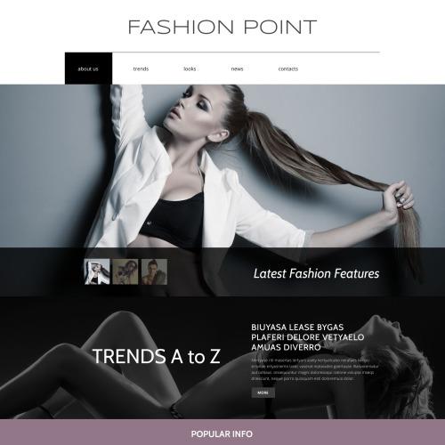 Fashion Point - Responsive Drupal Template