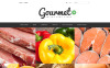 "Modello PrestaShop Responsive #53531 ""Negozio di Alimentari"" New Screenshots BIG"