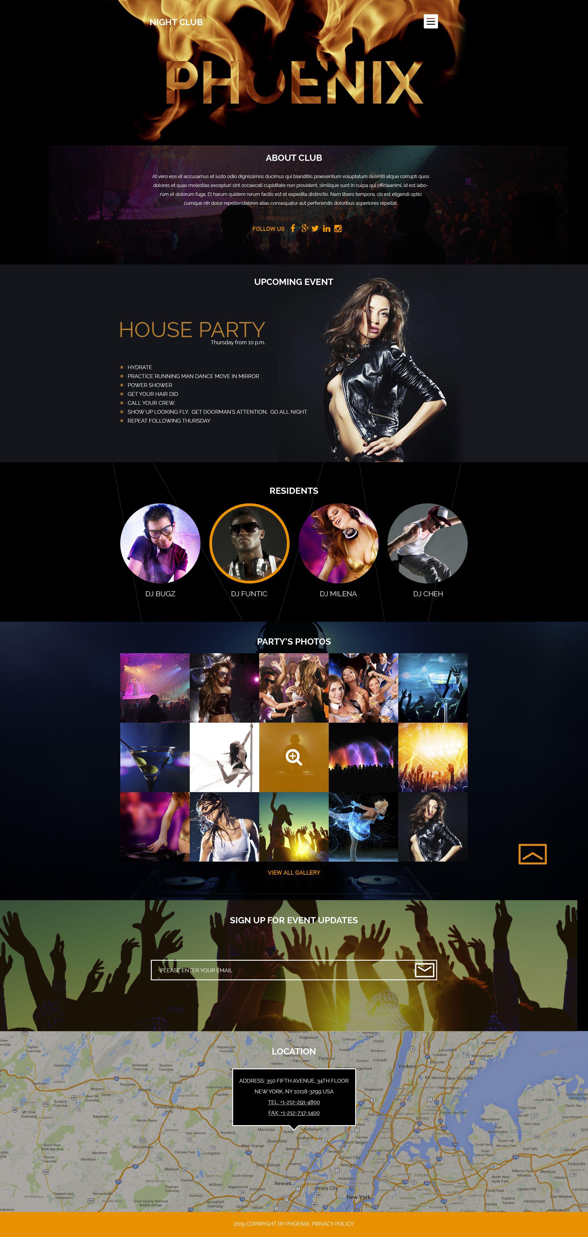 Night Club №53593 - скриншот