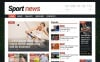 Plantilla Joomla para Sitio de Noticias deportivas New Screenshots BIG