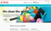 Responsive Temizlik  Web Sitesi Şablonu New Screenshots BIG