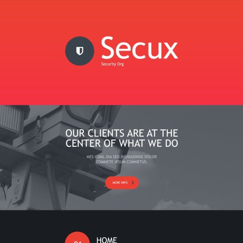 Secux - Responsive Newsletter Template