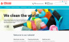 "Template Siti Web Responsive #53575 ""Cleaning Supplies"" New Screenshots BIG"