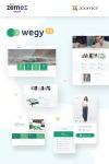 Wegy - Joomla шаблон сайту