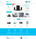 Electronics PrestaShop Template 53604