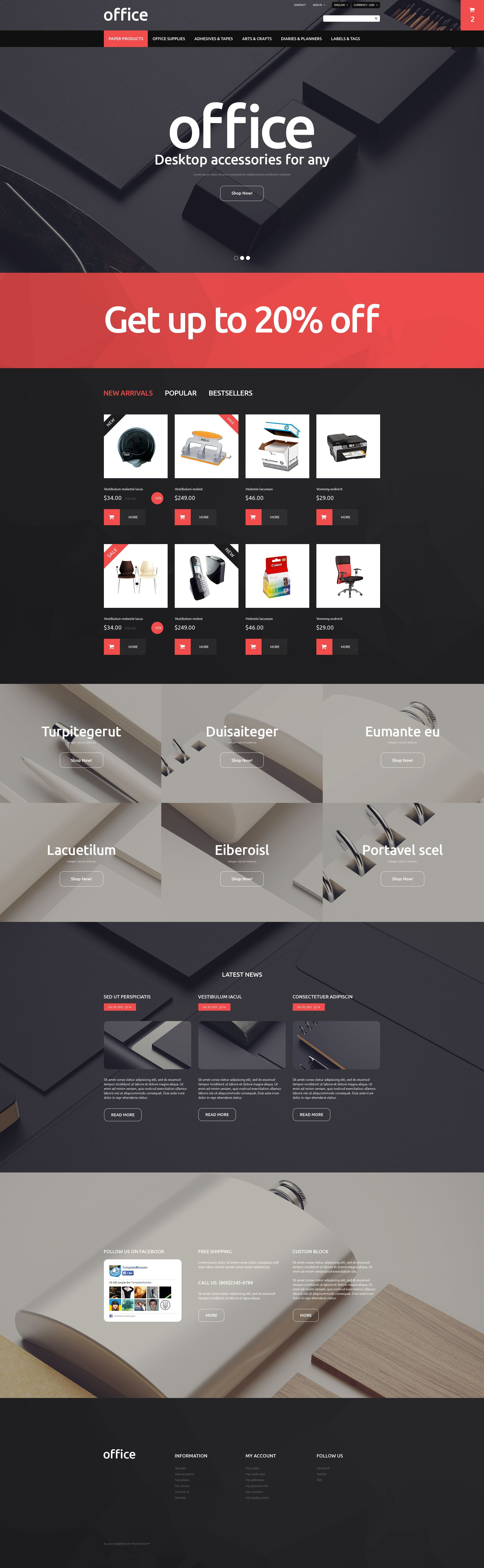 The Office Stationary Store PrestaShop Design 53605, one of the best PrestaShop themes of its kind (business, most popular), also known as office stationary store PrestaShop template, stationery PrestaShop template, office PrestaShop template, accessories PrestaShop template, writing PrestaShop template, materials PrestaShop template, pen PrestaShop template, marker PrestaShop template, ink PrestaShop template, paper PrestaShop template, notebook PrestaShop template, pencil and related with office stationary store, stationery, office, accessories, writing, materials, pen, marker, ink, paper, notebook, pencil, etc.