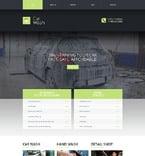 Cars Website  Template 53652