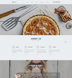 Food & Drink Joomla  Template 53654