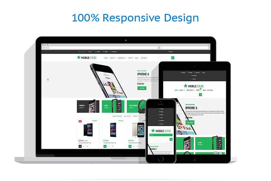 WooCommerce Themes Electronique #53657