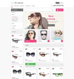 Fashion OpenCart  Template 53660