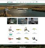Sport OpenCart  Template 53662