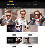 Fashion PrestaShop Template 53663