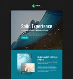Architecture Landing Page  Template 53667