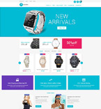 Fashion PrestaShop Template 53668