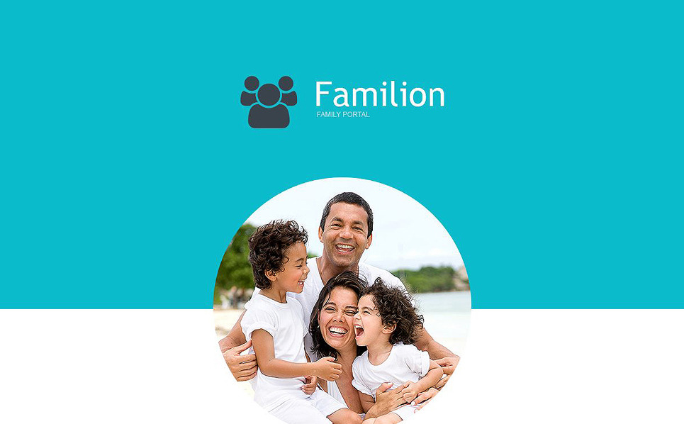 Responsive Newsletter Vorlage für Familie   New Screenshots BIG