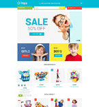 Entertainment Magento Template 53681