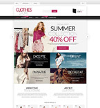 Fashion Shopify Template 53683