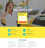 Sport Landing Page  Template 53688