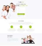 Religious Landing Page  Template 53689