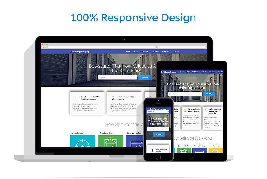 Modèles HTML5 Industriel #53690