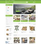 Furniture PrestaShop Template 53694