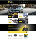 Cars VirtueMart  Template 53698