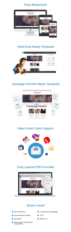 Modèles Newsletter Mode #53699
