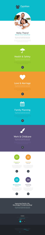 Family Responsive Newsletter Template
