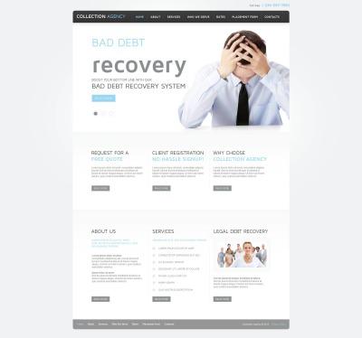Business MotoCMS HTML шаблон