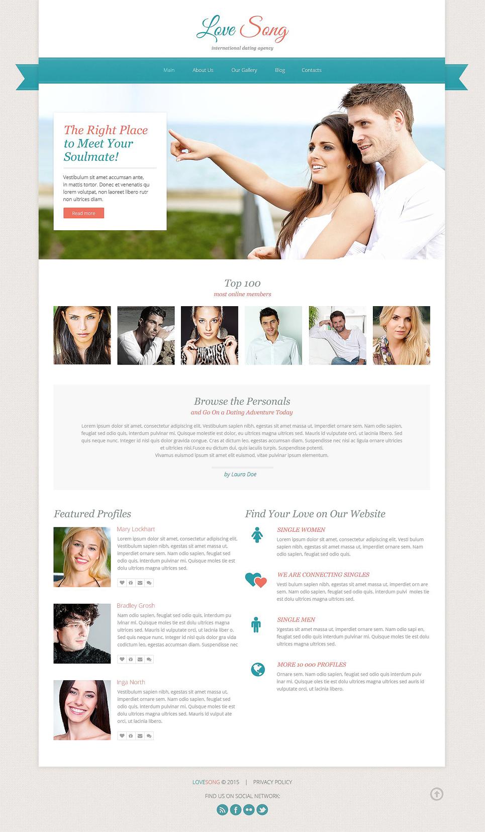 Kostenlose dating homepage