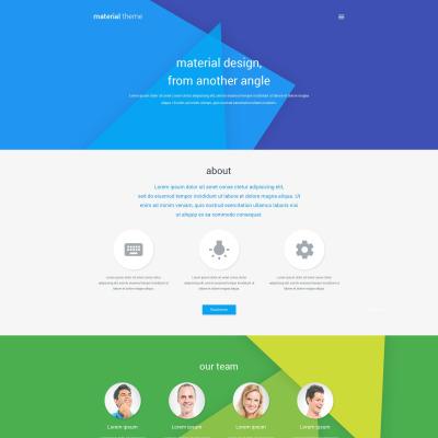 Design Studio Responsive WordPress Sablon