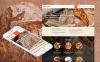 Tema Moto CMS HTML  #53616 per Un Sito di Panetteria New Screenshots BIG