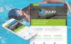 Template Moto CMS HTML  #53611 per Un Sito di Polo New Screenshots BIG