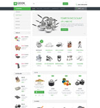 Furniture OpenCart  Template 53708
