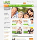 VirtueMart  Template 53719