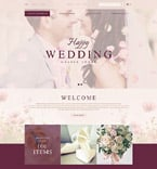 Wedding PrestaShop Template 53721
