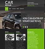 Cars Moto CMS 3  Template 53724