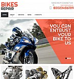Cars Moto CMS 3  Template 53726