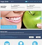 Medical Moto CMS 3  Template 53728