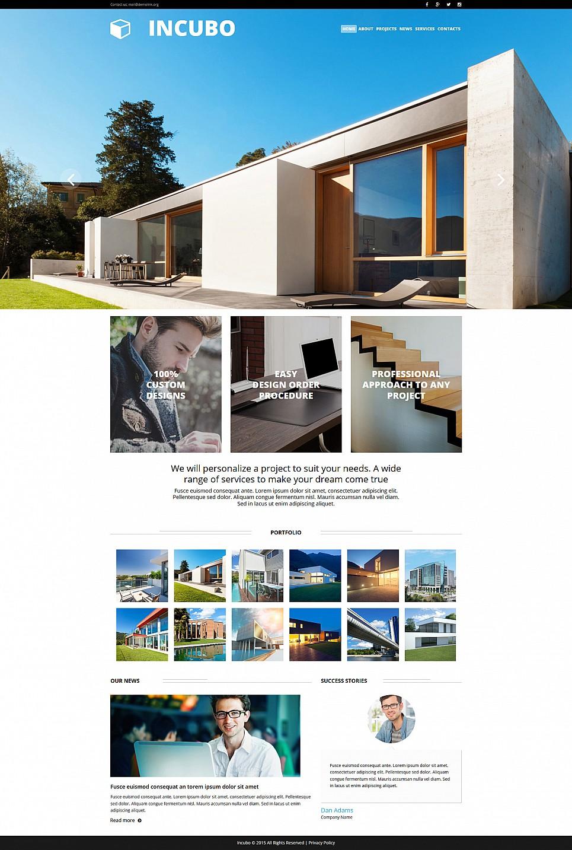 Architecture Gallery Design - image