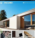 Architecture Moto CMS 3  Template 53734