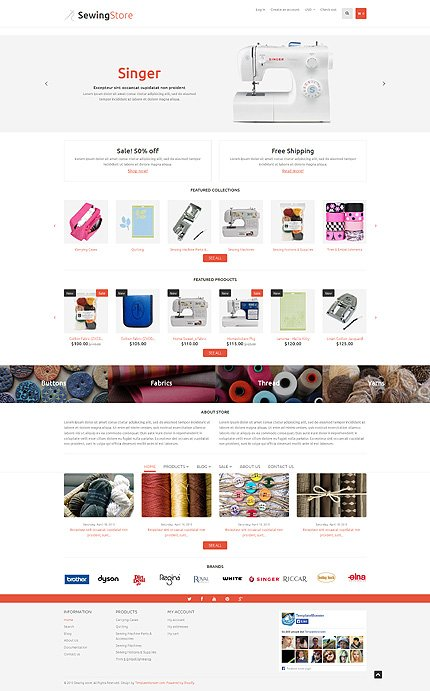 ADOBE Photoshop Template 53744 Home Page Screenshot