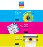 Art & Photography Newsletter  Template 53745