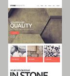 Furniture Website  Template 53751