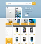 Electronics PrestaShop Template 53756