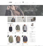 Fashion WooCommerce Template 53759